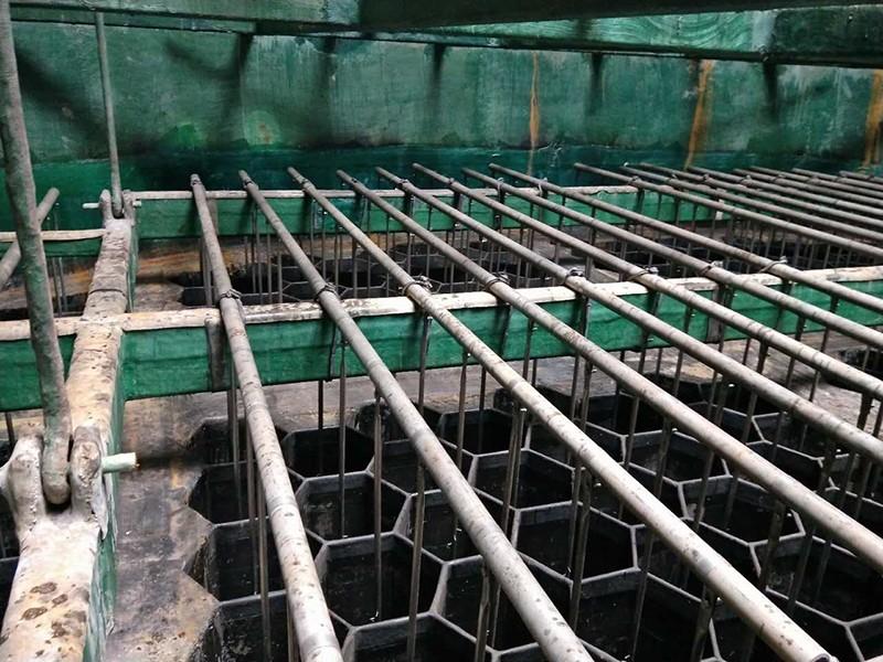 湿法电除尘工程施工